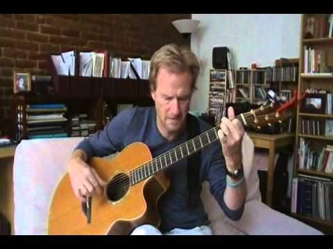 The Fisherman by Leo Kottke played by Rupert Wates