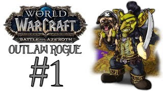 World Of Warcraft: Battle For Azeroth | Let's Play Ep.1 | Let The Battle Begin! [Wretch Plays]