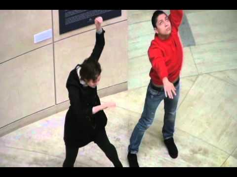 Clip2 - Kara Davis, San Francisco Public Library, Dance Anywhere 2011