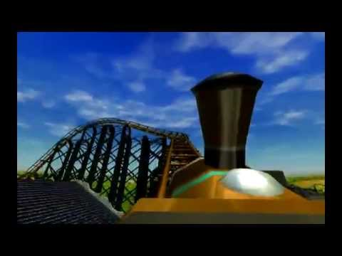 Industry (RCT3 Mine Train Coaster)