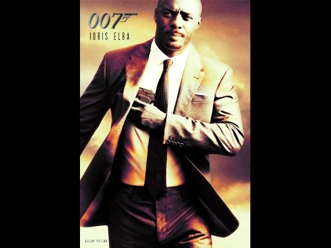 Idris Elba is the new James Bond!!! [Trailer]