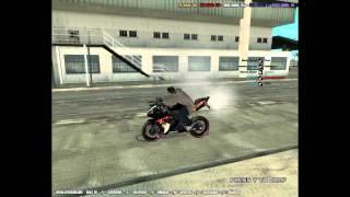 GTA SA | FCR 900 - Yamaha 2012