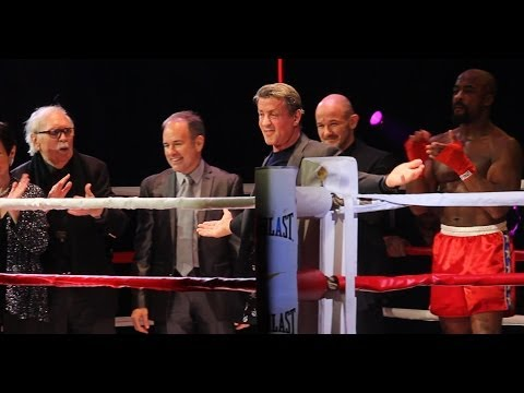Opening Night: Sylvester Stallone Brings Rocky to Broadway