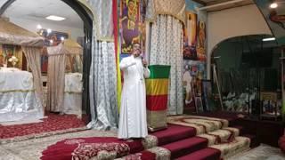 Ethiopian Orthodox Tewahedo Sibket by Deacon Zelalem Wondimu