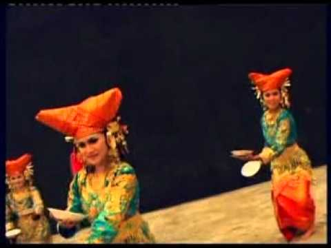 Tari Piring  Plate Dance video