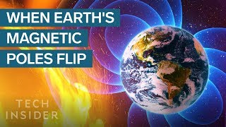 Video: Geomagnetic Reversal: When Earth's North & South Pole flip