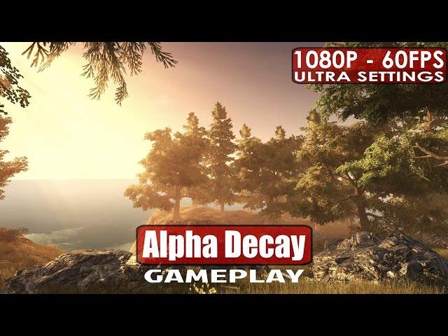 Руководство запуска: Alpha Decay по сети