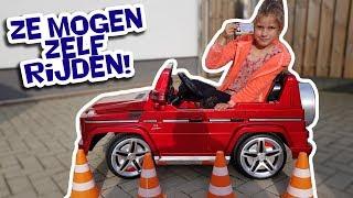 KINDEREN (6) HALEN HUN RIJBEWIJS !! - KOETLIFE VLOG #762