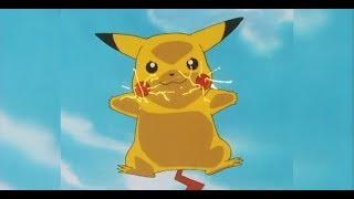 Des instants électrifiants avec Pikachu!
