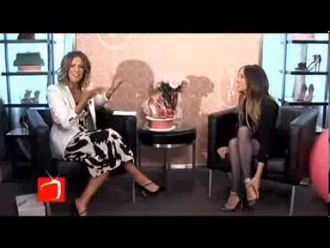 Sarah Jessica Parker Sits Down With Courtney Kerr