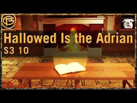 Drama Time - Hallowed Is The Adrian