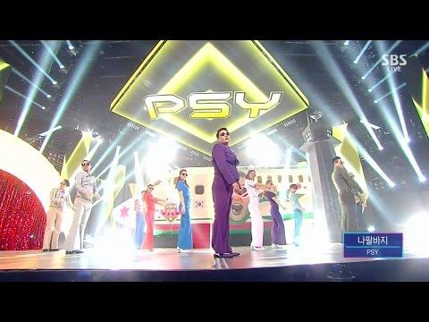 download lagu PSY - '나팔바지NAPAL BAJI' 1213 SBS Inkigayo gratis