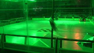 Robot Wars 2013: Portsmouth - Tsunami vs Eruption vs Ripper vs Gravity 5.2