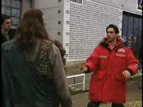 Adrian Paul's Blooper