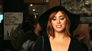 Interview with Andrea Bowen