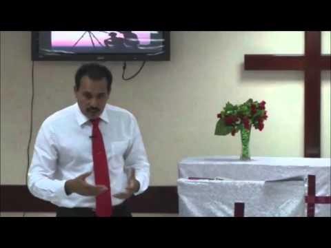 Pastor Emmanuel Rehmat Masih The Hindi Language Church Message Introduction The Holy Spirit Week End