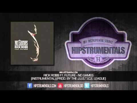 Rick Ross Ft. Future - No Games [instrumental] (prod. By The J.u.s.t.i.c.e. League) + Download Link video