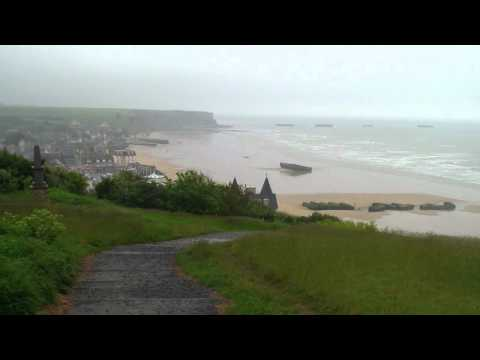 Arromanches and Bayeux, France 2012 (HD)