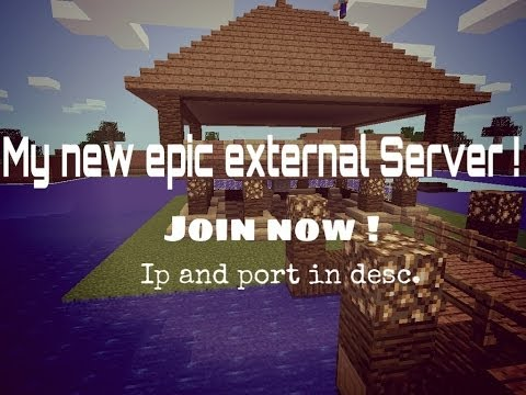 My epic new MCPE server - Join Now