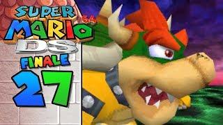 Super Mario 64 DS ITA [Parte 27 - BOSS FINALE - Bowser in Cielo]