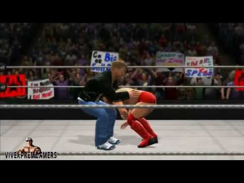 WWE Smackdown Edge saves Daniel Bryan from The Shield HD!