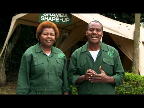 Shamba Shape Up (Swahili) - Cabbages, Chickens, Cows, Chemicals
