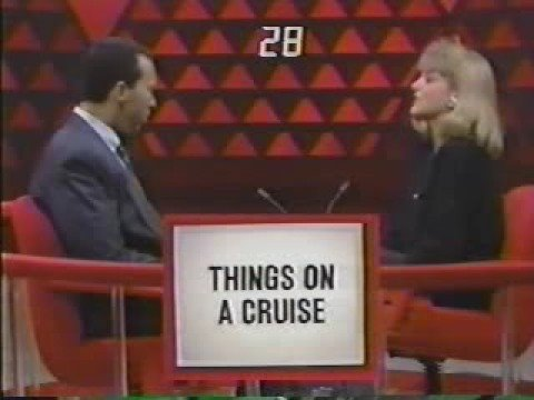A full episode of the long forgotten John Davidson version of The $100000 Pyramid. The celebrity guests are Teresa Ganzel and Soupy Sales.