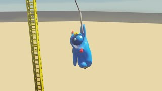 HOLD ON OR DIE! (Gang Beasts)