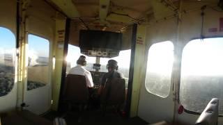 Uma viagem no primeiro dirigível tripulado do Brasil
