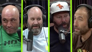 Joe, Bert, Ari, & Tom Set the Sober October 2019 Challenge