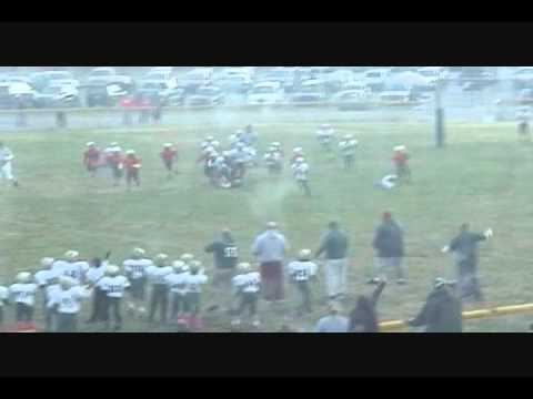 2010 Play of the year. 103 yard fumble return for playoff win