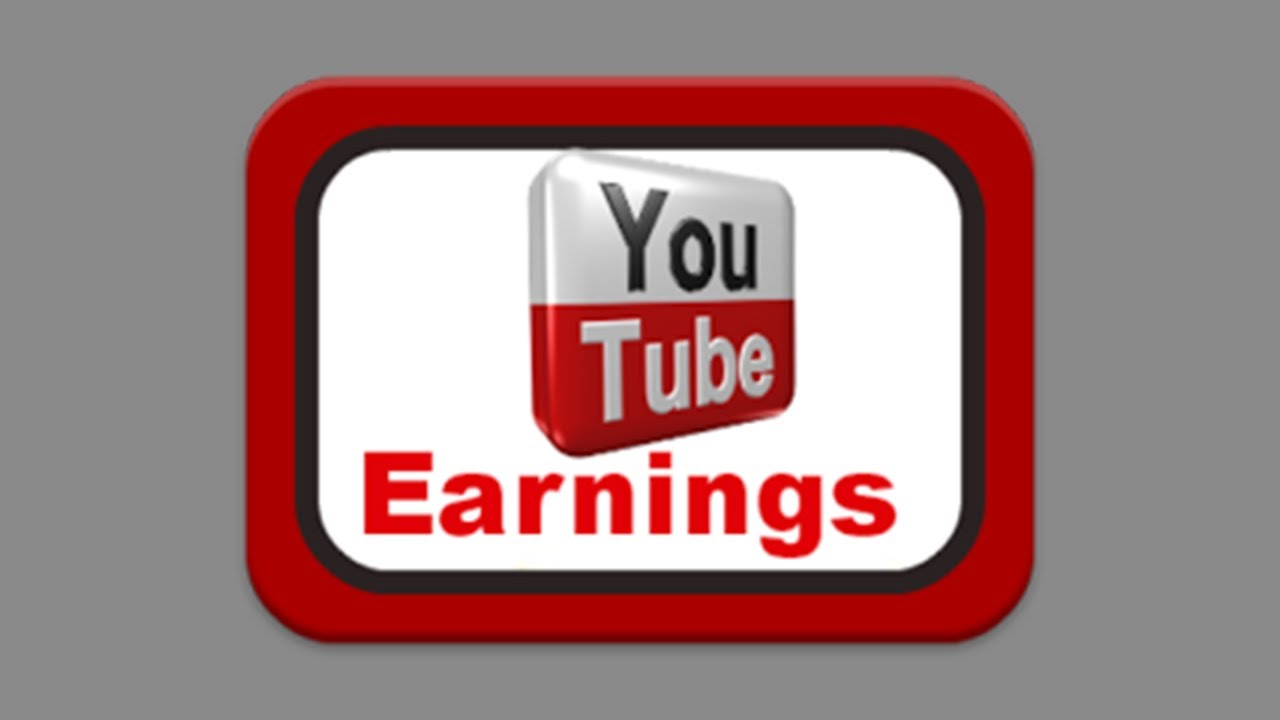 how to see youtube earnings in adsense