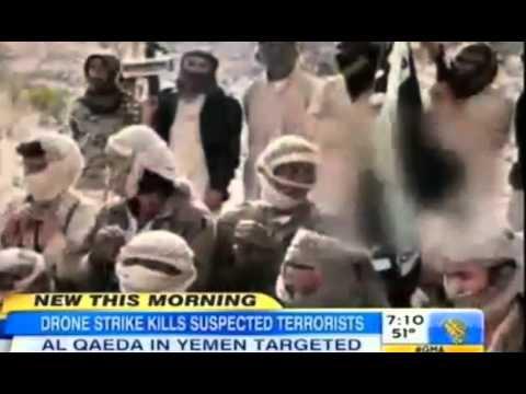 Drones Kill Yemen Al Qaeda Terrorists in Yemen Drones Strike Militant Targets