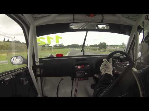 FF Racing 2013 Mallory Park Shakedown Test
