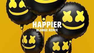 Baixar Marshmello ft. Bastille - Happier (Blanke Remix)