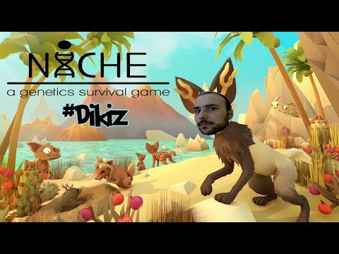 Güçlü Olan Yaşasın - Niche A Genetic Survival Game # Dikiz