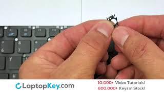 Keyboard Key Repair Guide | Acer Aspire E5-522 | Install Repair Fix E5-772 ES1-523 F5-521 V3-575