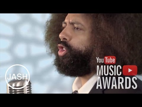 Reggie Watts -- Reggie Rolled - YouTube Comedy Week