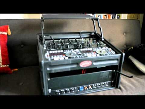 Beleuchtung DJ-Case mit LEDs