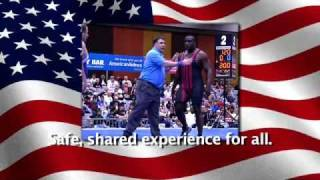 USA Wrestling - Why Wrestle!
