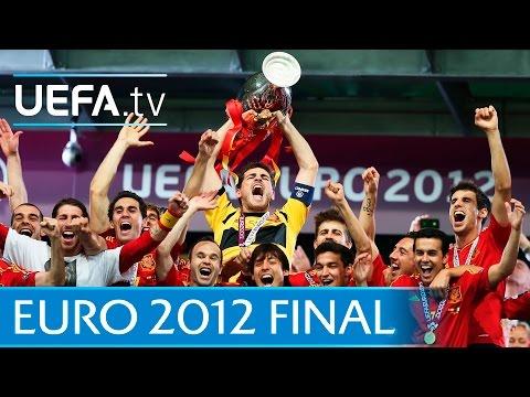 download lagu Spain V Italy: UEFA EURO 2012 Final High gratis