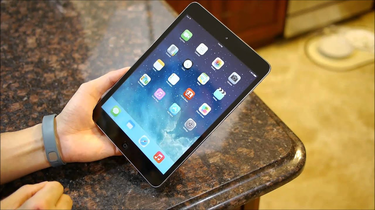 how to connect ipad mini 2 to tv