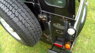 land rover defender 90 300tdi county 6 seater for sale walkaround