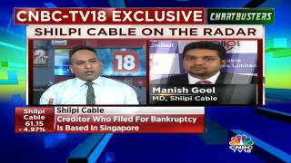 Creditors Filed Bankruptcy Proceeding Against Company For $10 m: Shilpi Cable