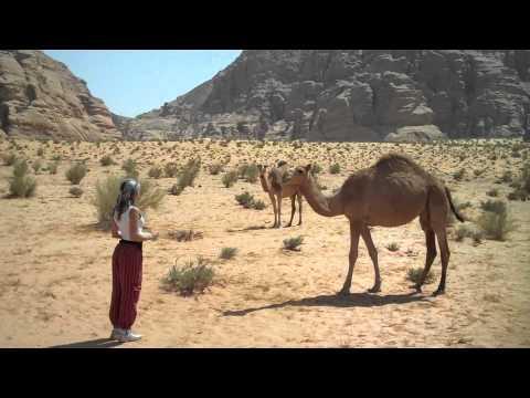 Jordan Tracks - Traveling in Jordan (Amman, Wadi Rum, Dead Sea, Aqaba, Jerash)