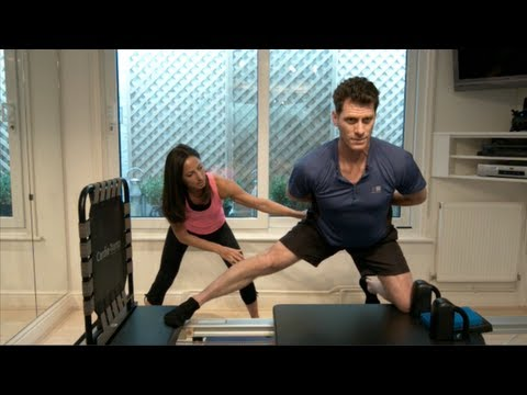 Why Pilates? Peacock Pilates London explains the benefits of Reformer Pilates and the Cardio-Tramp