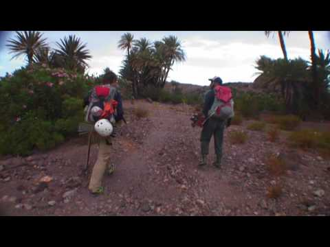 Long Treks Morocco -Episode 5: Losing our minds to Zagora