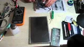 DIY IPAD 3 part 1 - Chinese man makes iPad look-a-like from scratch