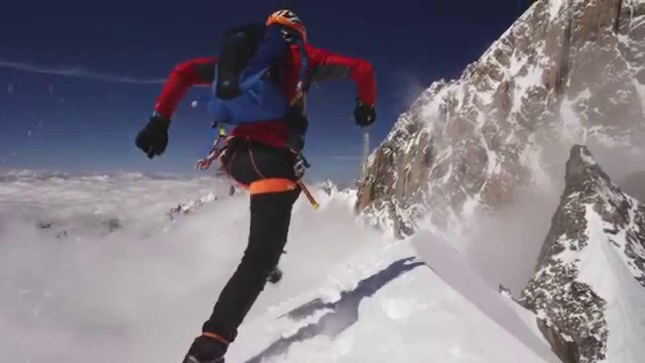 Explore Mont Blanc With Kilian Jornet Ueli Steck Candide