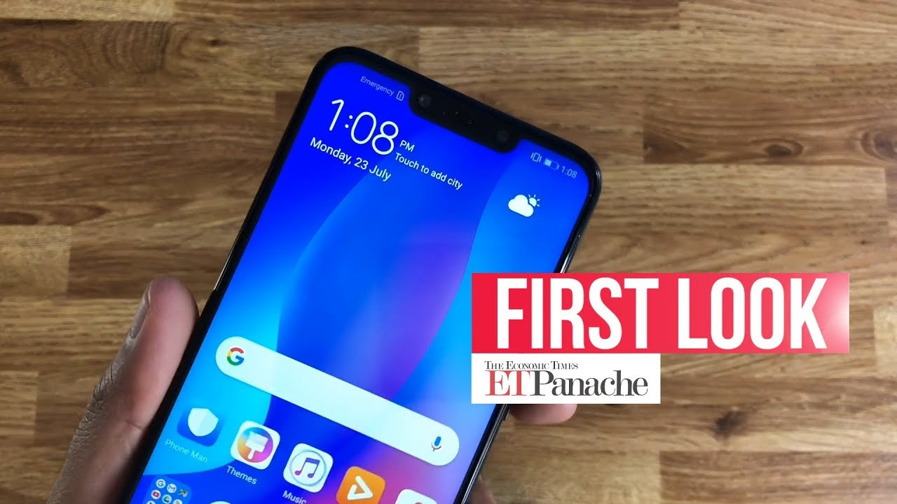 Huawei Nova 3: Unboxing And First Impression | ETPanache
